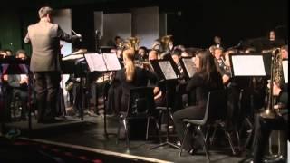 RHS Wind Symphony 2014 - Scramble