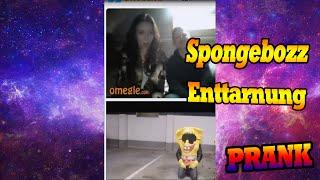 SpongeBOZZ Enttarnung on Omegle/Chatroulette Prank feat Plankton