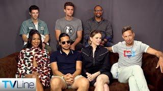 The Flash Season 6 Cast Preview   Comic-Con