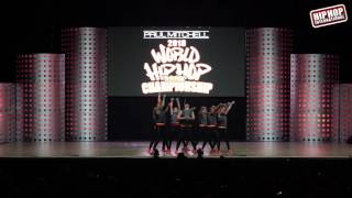 Kaleidoskope - New Zealand (Junior Division) @ #HHI2016 World Finals