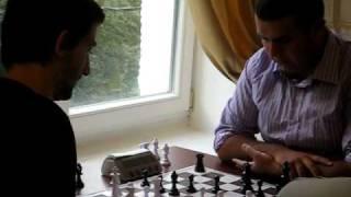Grischuk - Mamedov Wch blitz 2008 semifinal