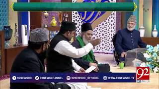 Subh E Noor - 16 December 2017 - 92NewsHDPlus