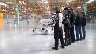 Forget Hoverboards, Check Out This Hoverbike