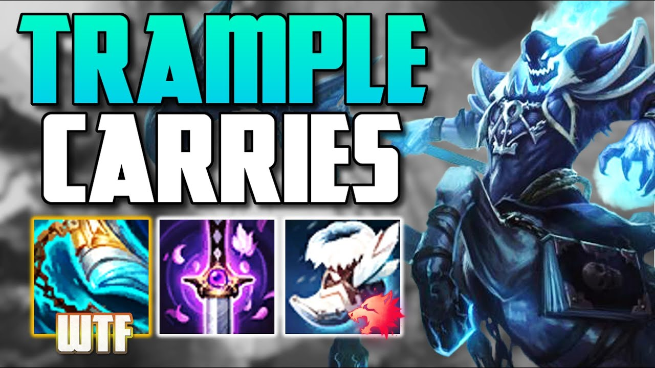 Zwag - WTF?! HIT 1300 MOVE SPEED WITH STRIDEBREAKER HECARIM (LITERAL ONE SHOTS) - League of Legends
