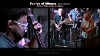 Fables of Mingus (by Rafael Piccolotto de Lima) featuring Ed Neumeister, ORQUESTRA URBANA