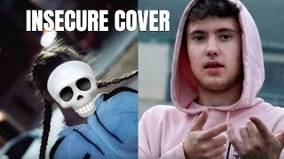 QUADECA - INSECURE COVER (KSI DISS TRACK) | KristyDaBeast