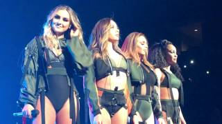 Touch - Little Mix - Live - Dangerous Woman Tour - Salt Lake City, UT 3/21/17