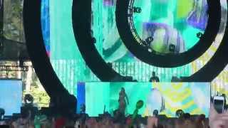 What So Not Gemini Live with George Maple Coachella 2015