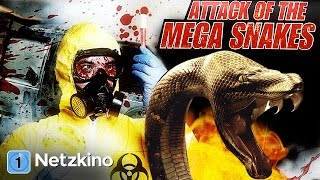 Attack of the Mega Snakes (Action, Horror in voller Länge, ganze Filme auf Deutsch)