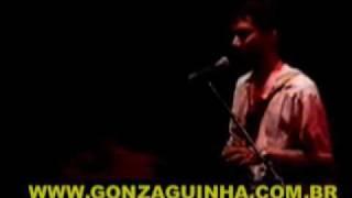 GOnzaguinha Cantando Mamão com mel copacabana.