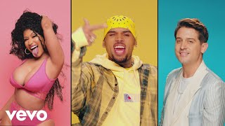 Chris Brown - Wobble Up (ft. Nicki Minaj & G-Eazy)