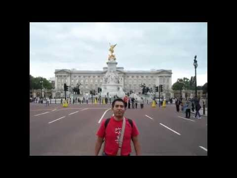 Day 1: London Layover – WC 2010