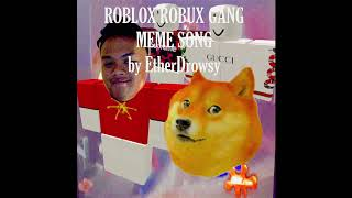 Roblox Robux Gang - Jimmy Neutron Theme Song Parody by EtherDrowsy