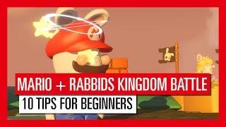 Mario + Rabbids Kingdom Battle - 10 Tips for beginners