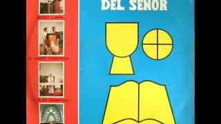 Oficina Nacional de Liturgia - La Cena del Señor - Lado 3 (1969)