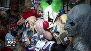 Popular Kid Halloween Costumes Too Sexy?  - Fox 5 News At 5