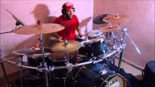 LP - Bobeia Pra Ver - Fernando & Sorocaba - Drum Cover HD