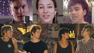 5 Seconds of Summer - She Looks So Perfect Cover Song Mashup!