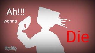 Miss wanna Die ( Animation meme with FlipaClip )