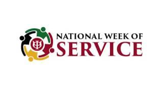 2018 National Week of Service: Wheeler Mission