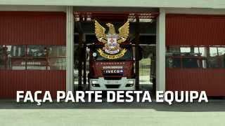Precisamos de Ti! - Bombeiros Voluntários de Camarate