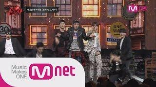 "Trainee MINHYUK(민혁) X #GUN(샵건) X SHOWNU(셔누) - ""JOAH"" @Final debut missionㅣNO.MERCY 10화"