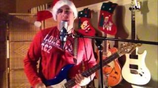 The Eagles - Please come home for Christmas (Holiday cover live in studio by Bluemarin)