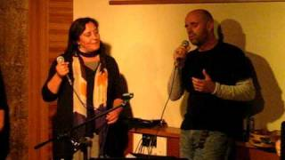 Xabier Díaz en concerto no Ultramarinos