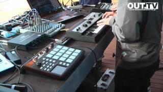 BROKEN BALL 2012 - DJ CZARNY & TAS (LIVE) - OUT.TV