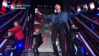 [BTS (방탄소년단) - DNA Live] 2018 Pyeongchang Olympics G-100 Concert