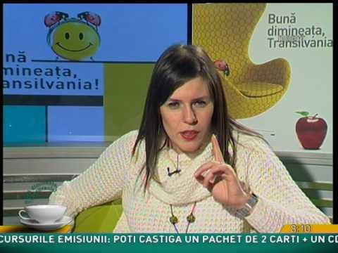 Buna dimineata Transilvania din 21 decembrie 2016