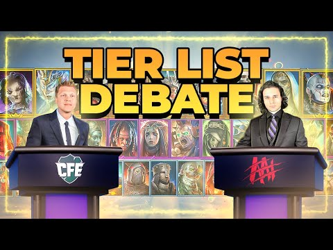 ChoseN vs MurderInc | FULL Tier List Debate! | RAID Shadow Legends