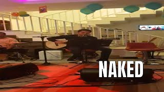 James Arthur - Naked | Allan Faro ft. Renata Graças