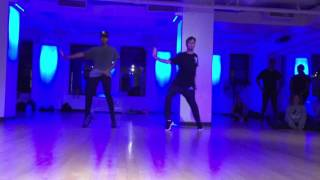 Moloko - The Time is Now | Choreography by Jordan Ward & CJ Salvador