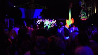 Zinx live @ Infected Guitars, Space Music Drops