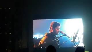 Arijit singh at Chandigarh concert 2018  # bol na mahi bol na..