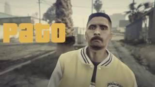Dark UNDERGROUND Rap BeaT - CRIMINALS - [ OFFICIAL VIDEO ] GTA V | IRO