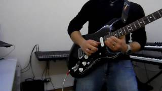 Cover Pink Floyd Comfortably numb solo LIVE 80