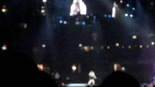 Jordin Sparks - No Air live (toronto)