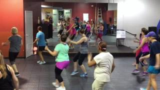 """Habibi Love""-Zumba(r)with Rachael Dodson"
