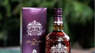 Chivas Regal Brother's Blend, exclusively at Duty Free providers around the world