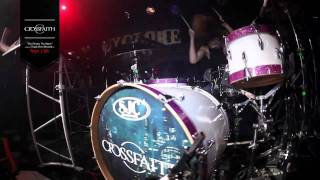 CROSSFAITH - Chaos Attractor (Drums)