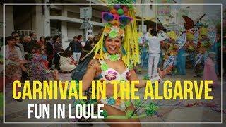 Carnival In Loulé - Parties in the Algarve 2018