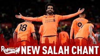 The Mo Salah Chant!