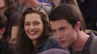 13 Reasons Why // Hannah and Clay // Hold on {+1x13}