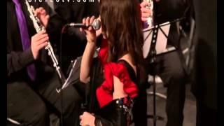 Nathalie García. Concierto copla y pasodoble. Banda Municipal de Ponferrada
