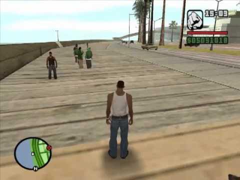 GTA San Andreas - Dog Oyununu Oyna