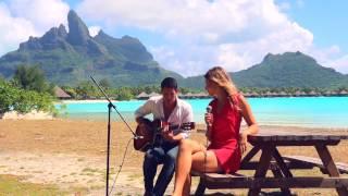 Bora Bora Day 17 - Agua de Beber  - Lydia&Sebastien - 30 days // 30 mini clips