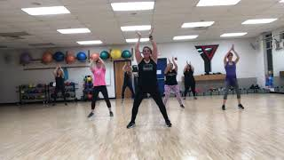 Dance Fitness~Booty Bounce Pop~ Mr. Collipok, Atom Pushers & Dj Wavy (feat. ting Yang twins)