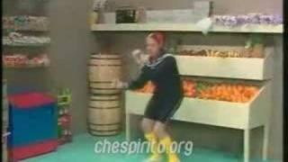 kiko bailando